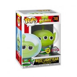 Figur Pop! Glow in the Dark Toy Story Alien Remix Buzz Lightyear Limited Edition Funko Online Shop Switzerland