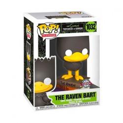 Figurine Pop! The Simpsons Bart en Corbeau Edition Limitée Funko Boutique en Ligne Suisse