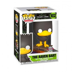 Figur Pop! The Simpsons The Raven Bart Limited Edition Funko Online Shop Switzerland