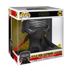Figurine Pop! 25 cm Phosphorescent Star Wars Kylo Ren Rise of Skywalker Funko Boutique en Ligne Suisse