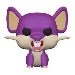 Figurine Pop! Pokemon Rattata (Rare) Funko Boutique en Ligne Suisse