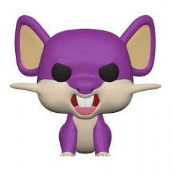 Figur Pop! Pokemon Rattata (Vaulted) Funko Online Shop Switzerland