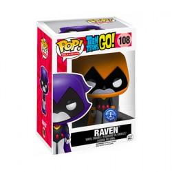 Figur Pop! TV Teen Titans Go Raven Orange Limited Edition Funko Online Shop Switzerland