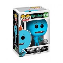 Figurine Pop! Rick et Morty Mr. Meeseeks With Meeseeks Box Edition Limitée Funko Boutique en Ligne Suisse