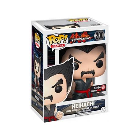Figur Pop! Tekken Heihachi Tekken Tag Tournament Limited Edition Funko Online Shop Switzerland