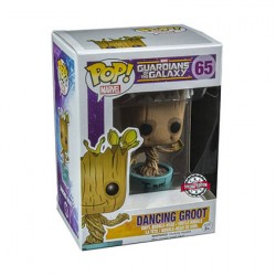 Pop! Dancing Groot I am Groot Limited Edition