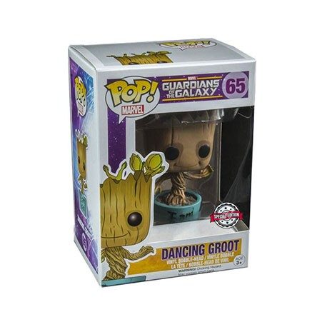 Figur Pop! Dancing Groot I am Groot Limited Edition Funko Online Shop Switzerland