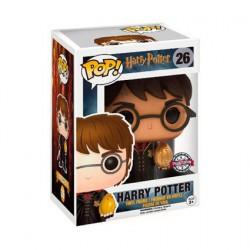 Figurine Pop Harry Potter Triwizard avec Oeuf d'Or Egg Edition Limitée Funko Boutique en Ligne Suisse