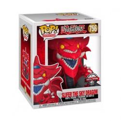 Figurine Pop! 15 cm Yu-Gi-Oh! Slifer the Sky Dragon Edition Limitée Funko Boutique en Ligne Suisse