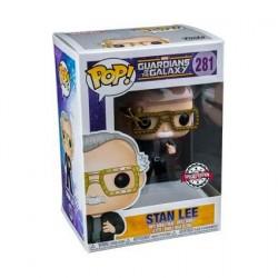 Figurine Pop! Les Gardiens de la Galaxie Stan Lee Edition Limitée Funko Boutique en Ligne Suisse