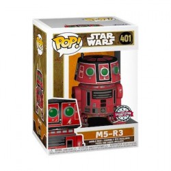 Figur Pop! Star Wars Galaxy's Edge M3-R3 Limited Edition Funko Online Shop Switzerland