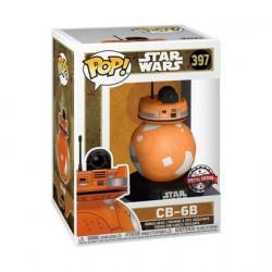 Figurine Pop! Star Wars Galaxy's Edge CB-6B Edition Limitée Funko Boutique en Ligne Suisse