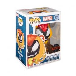 Figur Pop! Spider-Man Scream Symbiote Limited Edition Funko Online Shop Switzerland