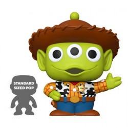 Figurine Pop! 25 cm Disney Toy Story Alien en Woody Funko Boutique en Ligne Suisse