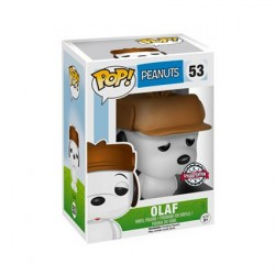 Figur Pop! Cartoons Peanuts Olaf Limited Edition Funko Online Shop Switzerland