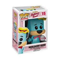 Figurine Pop! Floqué Hanna Barbera Huckleberry Hound Edition Limitée Funko Boutique en Ligne Suisse