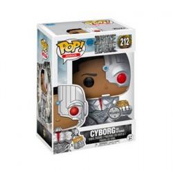 Figurine Pop! Justice League Cyborg avec Mother Box Edition Limitée Funko Boutique en Ligne Suisse