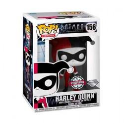 Figurine Pop! Diamond Batman The Animated Series Harley Quinn Glitter Edition Limitée Funko Boutique en Ligne Suisse