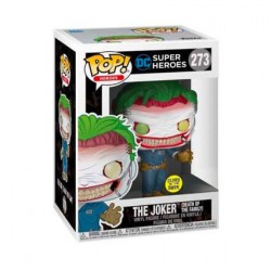Figur Pop! Glow in the Dark DC Comics The Joker Death of the Family Limited Edition Funko Online Shop Switzerland