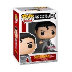Figurine Pop! Superman Flashpoint Edition Limitée Funko Boutique en Ligne Suisse