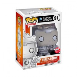 Figur Pop! DC White Lantern Firestorm Limited Edition Funko Online Shop Switzerland