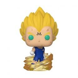Figurine Pop! Dragon Ball Z Majin Vegeta Funko Boutique en Ligne Suisse