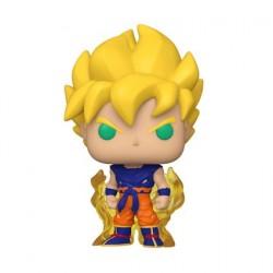 Figurine Pop! Dragon Ball Z Goku Super Saiyan First Appearance Funko Boutique en Ligne Suisse