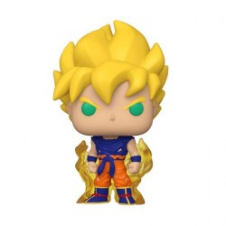 Figur Pop! Dragon Ball Z Goku Super Saiyan First Appearance Funko Online Shop Switzerland