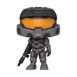 Figurine Pop! Halo Infinite Spartan Mark VII avec Vakara 78 Commando Rifle Funko Boutique en Ligne Suisse