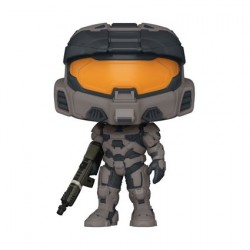 Figur Pop! Halo Infinite Spartan Mark VII with Vakara 78 Commando Rifle Funko Online Shop Switzerland
