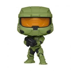Figurine Pop! Halo Infinite Master Chief avec MA40 Assault Rifle Funko Boutique en Ligne Suisse