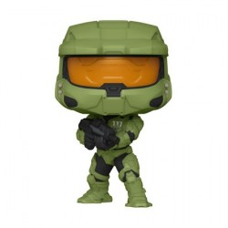 Figur Pop! Halo Infinite Master Chief with MA40 Assault Rifle Funko Online Shop Switzerland