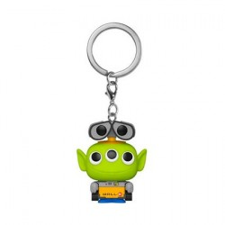 Figur Pop! Pocket Keychains Wall-e Remix Funko Online Shop Switzerland