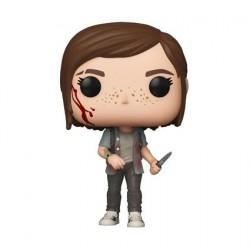 Figurine Pop! Games The Last of Us Ellie Funko Boutique en Ligne Suisse