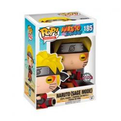 Figurine Pop! Naruto Shippuden Naruto Sage Mode Edition Limitée Funko Boutique en Ligne Suisse