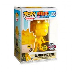 Figur Pop! Glow in the Dark Naruto Shippuden Naruto Six Path Yellow Limited Edition Funko Online Shop Switzerland