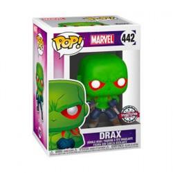 Figurine Pop! Marvel Drax Première Apparition Edition Limitée Funko Boutique en Ligne Suisse