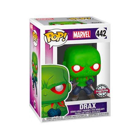 Figur Pop! Marvel Drax First Appearance Limited Edition Funko Online Shop Switzerland