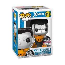 Figurine Pop! X-Men X-Force Colossus Chrome Edition Limitée Funko Boutique en Ligne Suisse