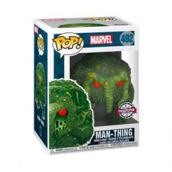 Figur Pop! SDCC 2019 Marvel Man-Thing Limited Edition Funko Online Shop Switzerland