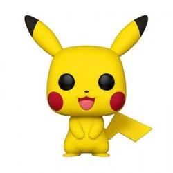 Figuren Pop! Pokemon Pikachu (Selten) Funko Online Shop Schweiz