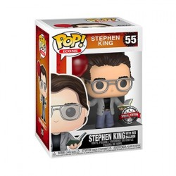 Figur Pop! Stephen King with Red Balloon Limited Edition Funko Online Shop Switzerland