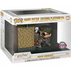 Figurine Pop! Movie Moments Harry Potter Entrant dans la Platform 9 3/4 Edition Limitée Funko Boutique en Ligne Suisse