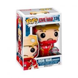 Figur Pop! Marvel Iron Man Unmasked Limited Edition Funko Online Shop Switzerland