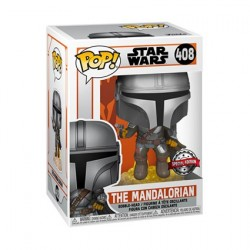 Figuren Pop! Star Wars The Mandalorian mit Jetpack Limitierte Auflage Funko Online Shop Schweiz