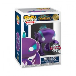 Figurine Pop! Métallique World of Warcraft Murloc 30th Anniversary Edition Limitée Funko Boutique en Ligne Suisse