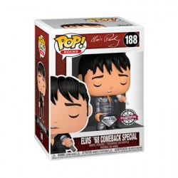 Figur Pop! Diamond Elvis 68 Comeback Glitter Limited Edition Funko Online Shop Switzerland