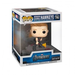 Figur Pop! Deluxe Avengers Assemble Hawkeye Limited Edition Funko Online Shop Switzerland