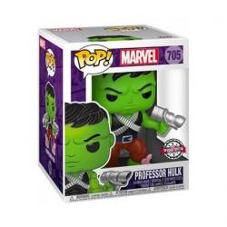 Figurine Pop! 15 cm Marvel Hulk Professeur Hulk Edition Limitée Funko Boutique en Ligne Suisse