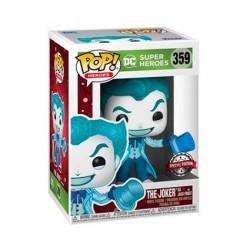 Figur Pop! Batman Joker Jack Frost Holiday Limited Edition Funko Online Shop Switzerland